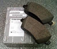 Колодки тормозные передние (оригинал) на Nissan Micra, Note