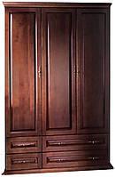 Шкаф Трехдверный с ящиками (Филенчатый фасад)