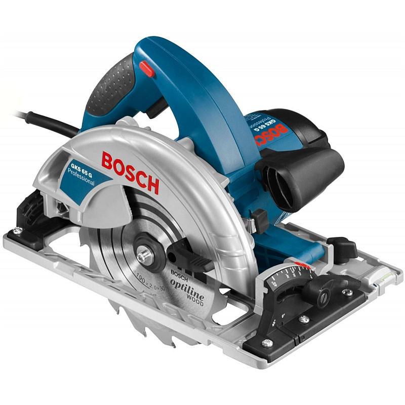 Пила дисковая Bosch GKS 65 G, 0601668903