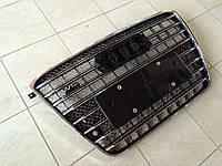 Решетка радиатора на Audi A8 W12