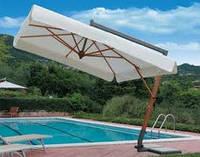Зонты для открытых площадок