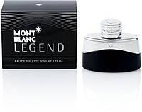 MONT BLANC Legend EDT 30 ml туалетная вода мужская (оригинал подлинник  Франция)