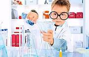 Лучшее развитие для детей - научная игра
