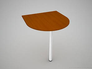Приставной элемент офисного стола ПР-70х60