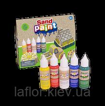 Краски для кинетического песка Sand Paint (базовый набор)