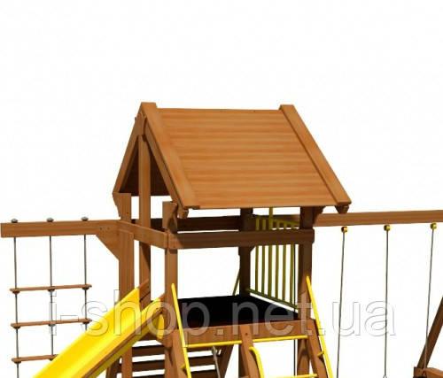 """Деревянная крыша """"Ранчо"""" Inter Atletika, фото 2"""