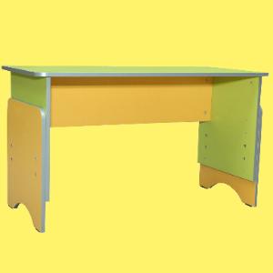 стол с регулировкой высоты для детского сада