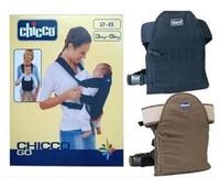 Рюкзак-кенгуру Chicco BT-BC-0003 (коричневый, синий)