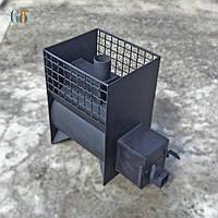 Печь для бани (4мм.), фото 1