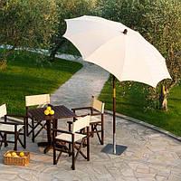 """Зонт садовый на деревянной ножке """"Dioniso"""""""