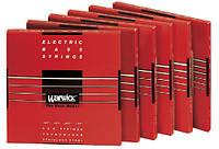 Струны WARWICK 42401 RED LABEL M6 (25-135)