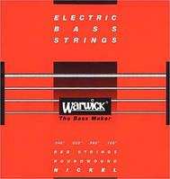 Струны WARWICK 46210 NICKEL ELECTRIC BASS ML4 (40-100)