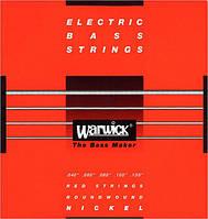 Струны WARWICK 46300 NICKEL ELECTRIC BASS ML5B 40-130