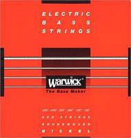 Струны WARWICK 46401 NICKEL ELECTRIC BASS M6 (25-135)