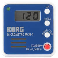 Метроном KORG MICROMETRO MCM-1 BL