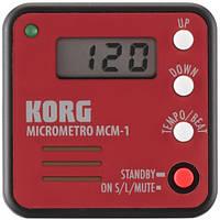 Метроном KORG MICROMETRO MCM-1 RD