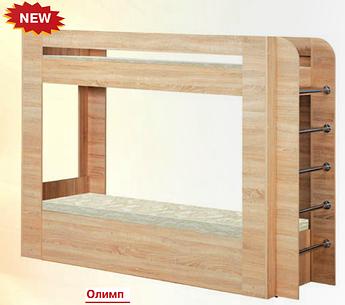 Кровать детская Олимп двухярусная