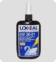 УФ-клей, для стекла, металла LOXEAL 30-21 (Локсеаль 30-21), высокопрочный, 50 мл.