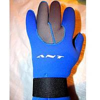 Неопреновые перчатки для дайвинга W-903