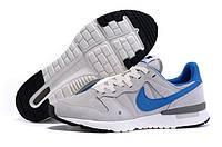 Кроссовки мужские Nike Archive'83 Navy Grey Blue (найк)