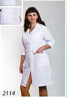 Медицинский халат 2114 (батист.)