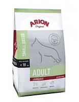 ARION Original Adult Small Lamb & Rice 3 kg