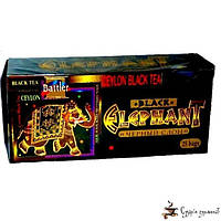 Черный чай Battler tea «Black Elephant» 2г*100пакетов