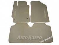 Велюровые коврики в салон для Jeep Limited с 2007-