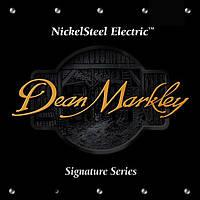 Струны DEAN MARKLEY 2505C NICKELSTEEL ELECTRIC MED7 (11-60)
