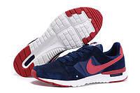 Кроссовки мужские Nike Archive'83 Navy Red (найк)