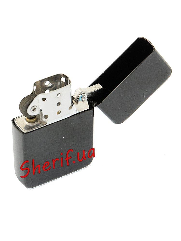 Зажигалка бензиновая  черная, MIL-TEC 15224002