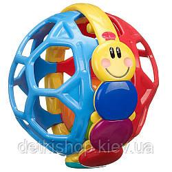 Іграшка-брязкальце «Bendy Ball» Baby Einstein
