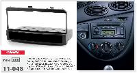 1-DIN переходная рамка FORD Fiesta, Focus, Galaxy, Mondeo, Cougar, Puma, Escape, Maveric, CARAV 11-048