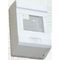 Щиток для 3-4-х автоматов открытой установки