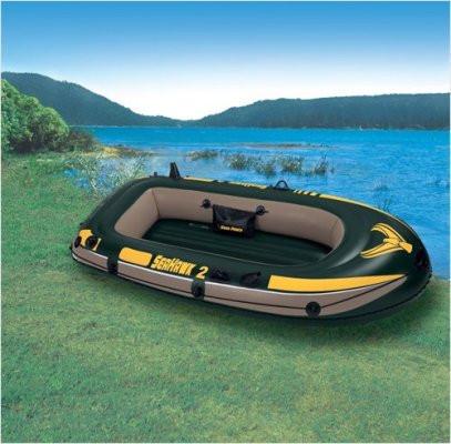 Надувная лодка Intex 68346