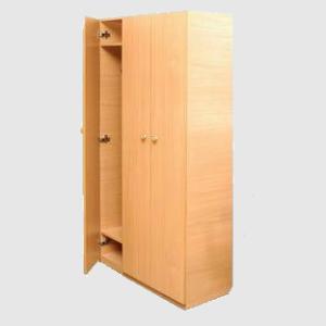 шкаф для одежды в детский сад на заказ