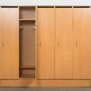 шкаф в детский сад на заказ
