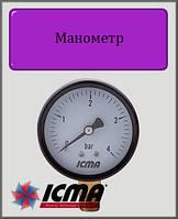 Манометр Ø63 ICMA 0-6 бар