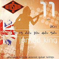 Струны ROTOSOUND JK11