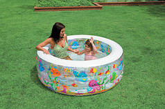 Надувной бассейн Intex 58480