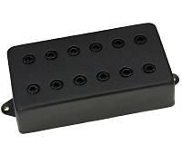 Звукосниматель для электрогитары DIMARZIO  DP100FKK SUPER DISTORTION F-SPACED (BLACK COVER)
