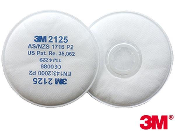 Фільтри пылезащитны 3M-FI-2000-P2