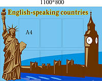 English - speaking countries