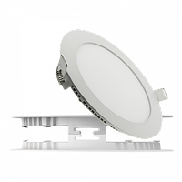 Светодиодный светильник 9Вт Круг