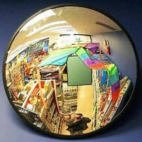 Сферическое обзорное зеркало 700 мм.