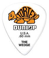Медиатор DUNLOP 424P.60 TORTEX WEDGE PLAYER'S PACK 0.60