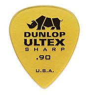 Медиатор DUNLOP 433P.90 ULTEX SHARP PLAYER'S PACK 0.90