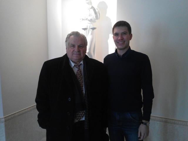 Адвокат Павел Пыска принял участие в 2-х дневном семинаре по уголовному праву в г. Полтава