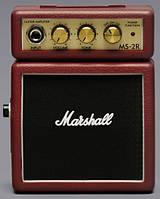 Комбоусилитель для электрогитары MARSHALL MS-2R-E