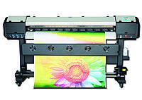 Плоттер для печати по кожзаму, экокоже, обои. УФ плоттер 1602
